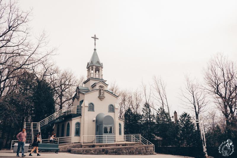 モントリオール聖ジョセフ礼拝堂のチャペル