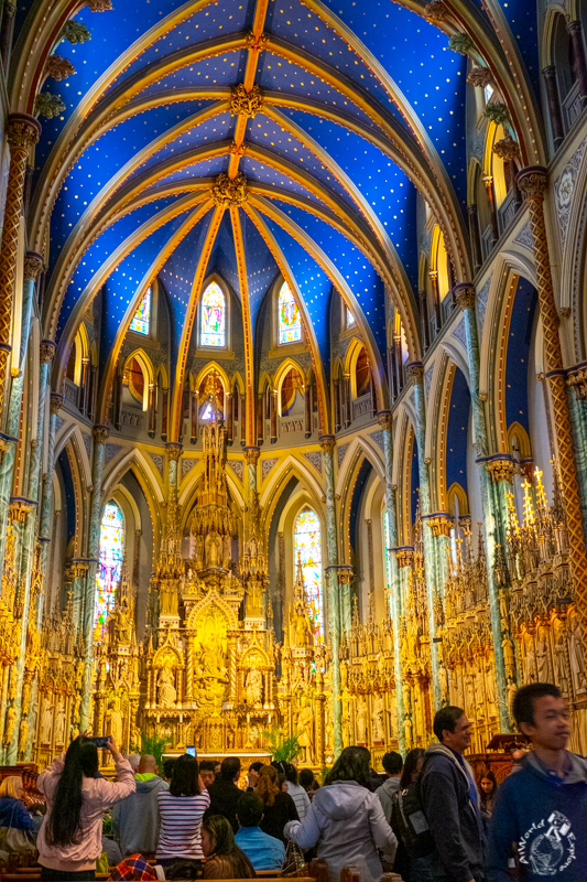 オタワノートルダム大聖堂 Notre-Dame Cathedral Basilica