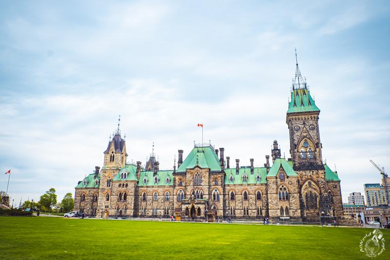 カナダ議会 Parliment Hill