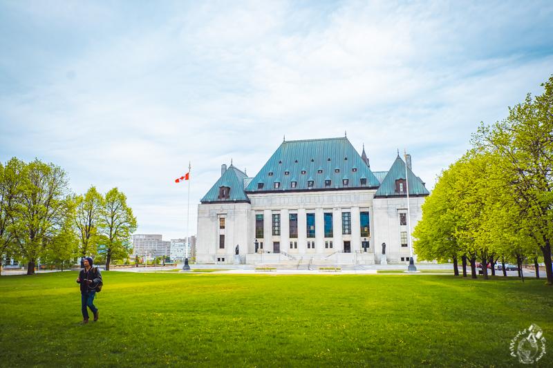 カナダ最高裁判所 Supreme Court of Canada