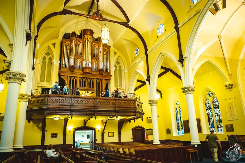 セイントアンドリュー教会 St. Andrew`s Presbyterian Church