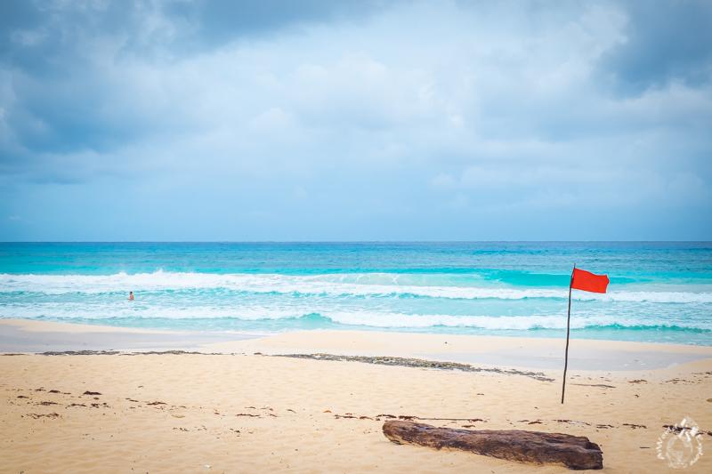 コスメル島スクーターの旅は中々大変だったけど海がきれい