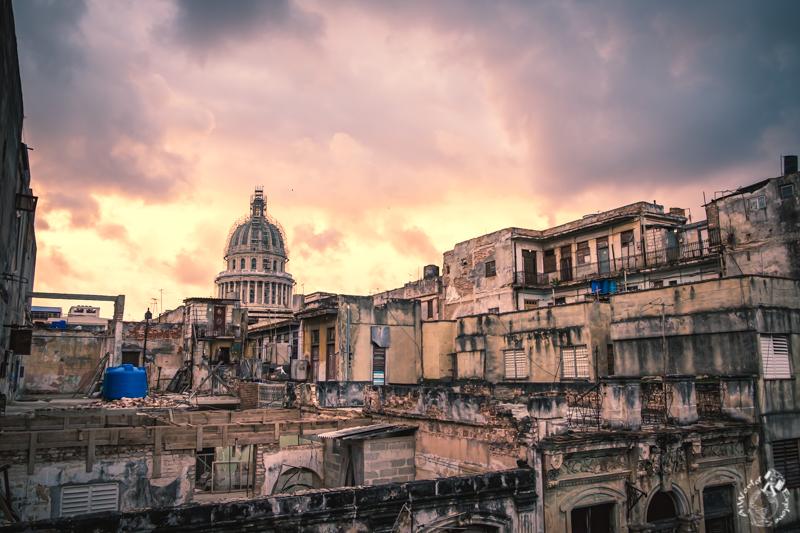 シオマラからのキャピタリオ、ハバナ、キューバ