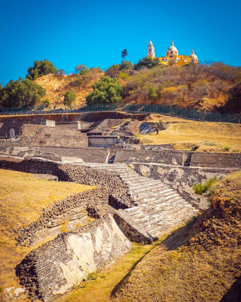 チョルーラの遺跡と教会