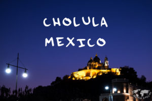 メキシコのプエブロ・マジコにも登録されているチョルーラ。世界一敷地面積の大きな遺跡や、みどころなど。