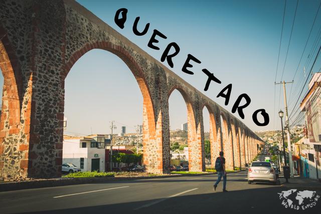 ケレタロ メキシコ 水道橋