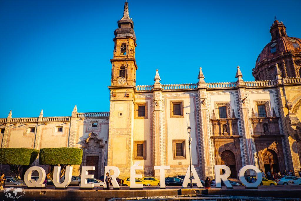ケレタロの教会