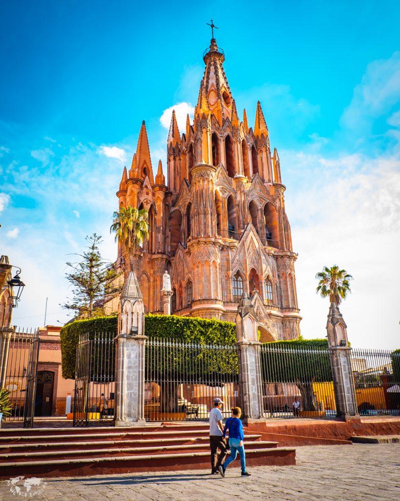 サン・ミゲル・デ・アジェンテの教会