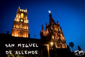 """映画の世界がそこにあった。""""サン・ミゲル・デ・アジェンデ""""はメキシコで必ず訪れたい場所ナンバー3には入ります。"""