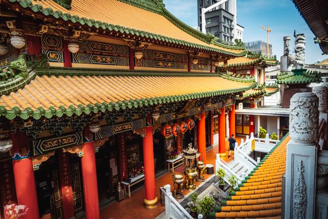 Sanfeng Temple, Kaosiung, Taiwan