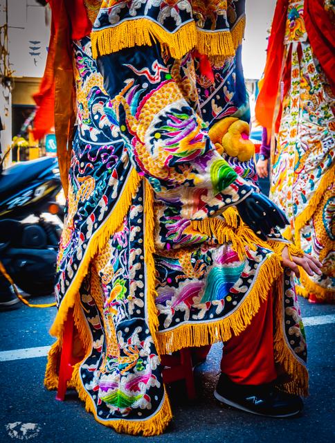 台南 台湾 祭り