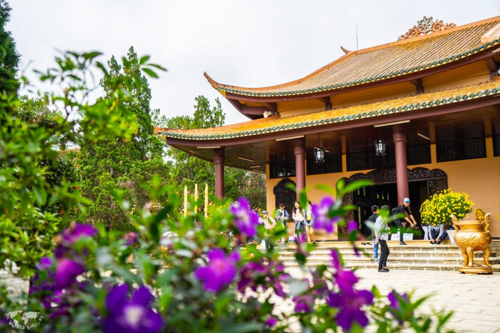 ダラットの禅寺