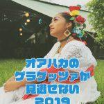オアハカのゲラゲッツァが見逃せない[世界遺産の町オアハカ/メキシコ]