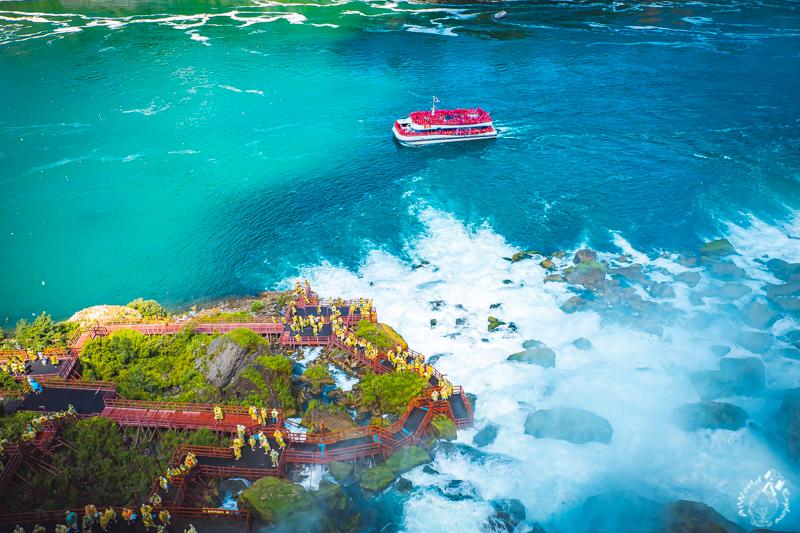 ナイアガラの滝 Niagara Falls