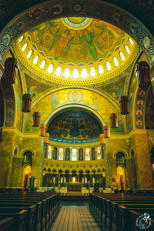 セント・クレメント・カトリック教会 Saint Clement Catholic Church