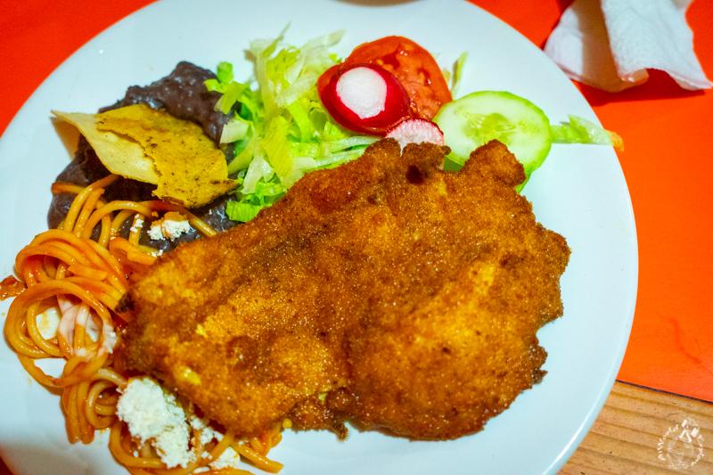 ミラネサ メキシコ料理