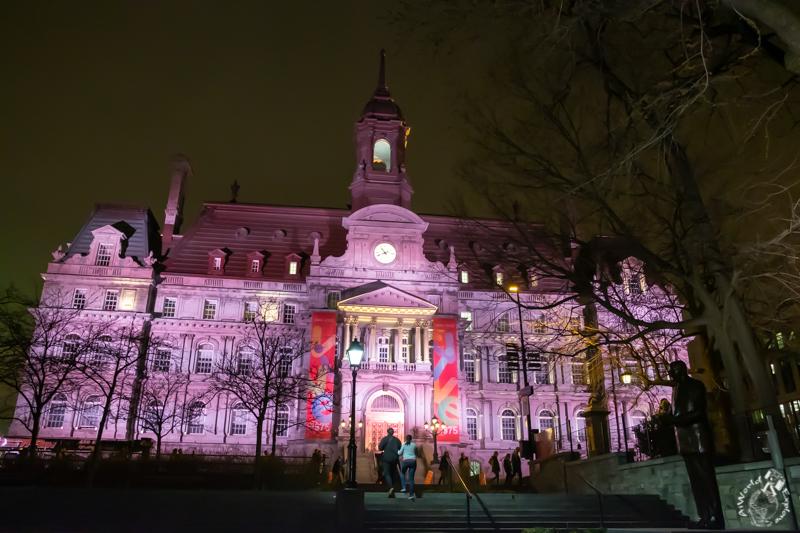 モントリオール・シティホール Montreal City Hall