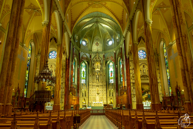 セイント・パトリック・バシリカ Saint Patrick`s Basilica