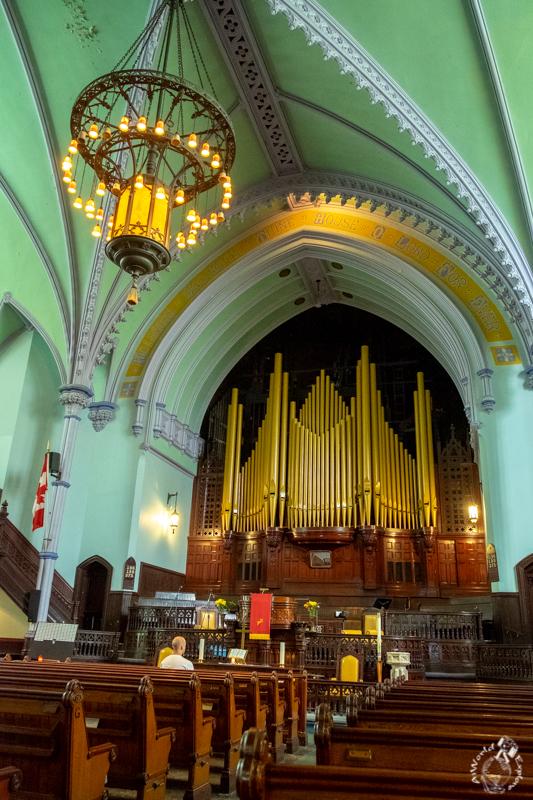 セイント・ジェームス・ユナイテッド教会 St.James United Church