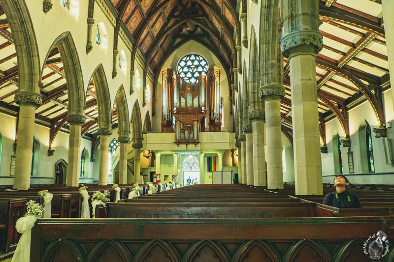 キリスト・チャーチ・カシドラル Christ Church Cathedral