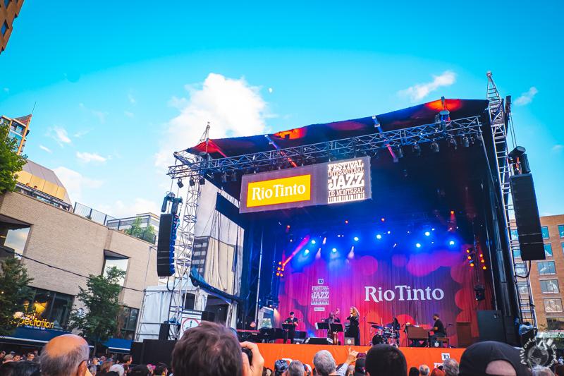 ジャズフェスティバル Montreal Jazz Festival