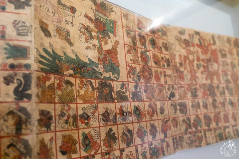 天文学に優れたマヤの人々のカレンダー