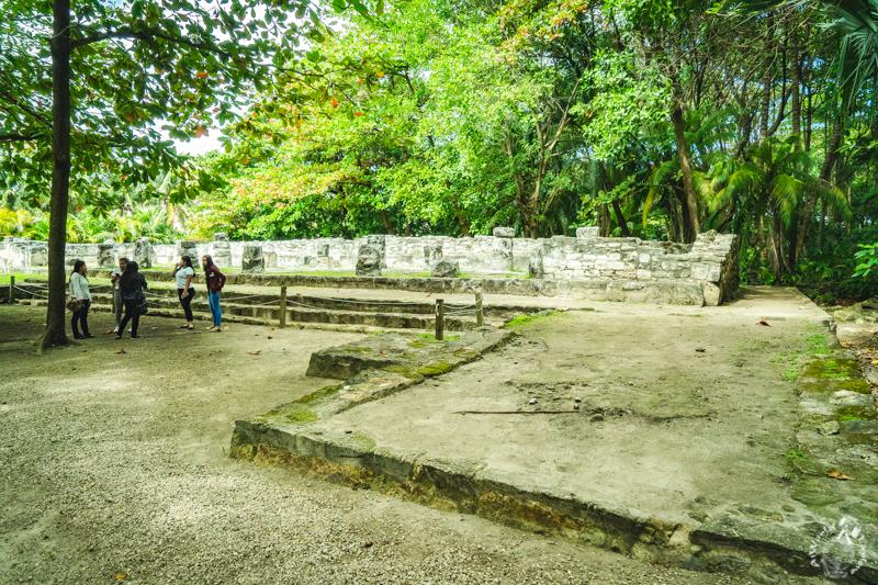 サンミゲリート遺跡のチャークパレス