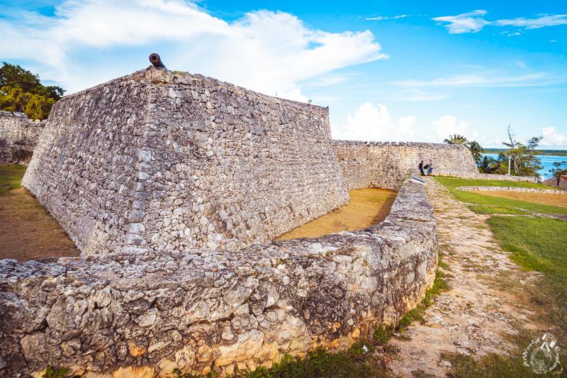 サンフェリペ要塞/ Fuerte de San Felipe de Bacalar
