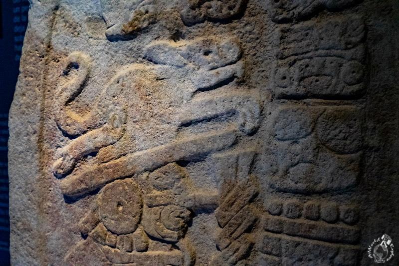 記念碑6 / Stella 6, Itzimté, Campeche A.D 900-1000