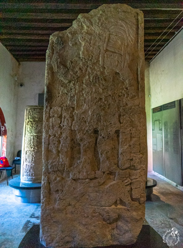 Estera 19, Edzna, Campeche 600-900 d.c