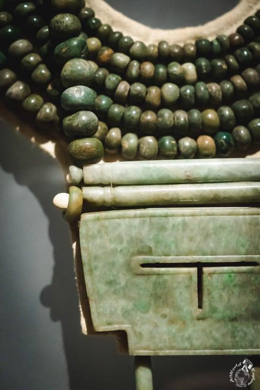 お墓から見つかった埋葬品 Ajuar Funerario / Grave Good, Tomb1, Calakmul, 660-750 A.D